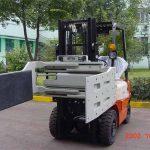 Kiina hydrauliikkatehokkaiden trukkien lisälaitteet Monikäyttöinen puristin