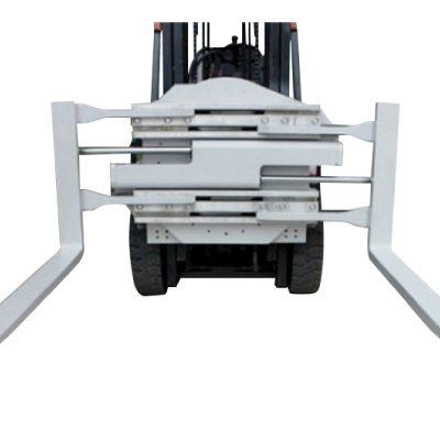Luokan 2 trukkikiinnitys pyörivä haarukkapihdit, joiden pituus on 1220 mm