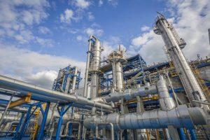 Petrokemian teollisuus